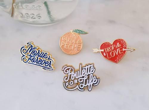 Lolita Picco pins