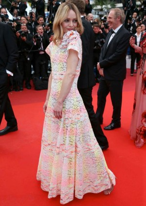 Vanessa PAradis Cannes 2016 Chanel