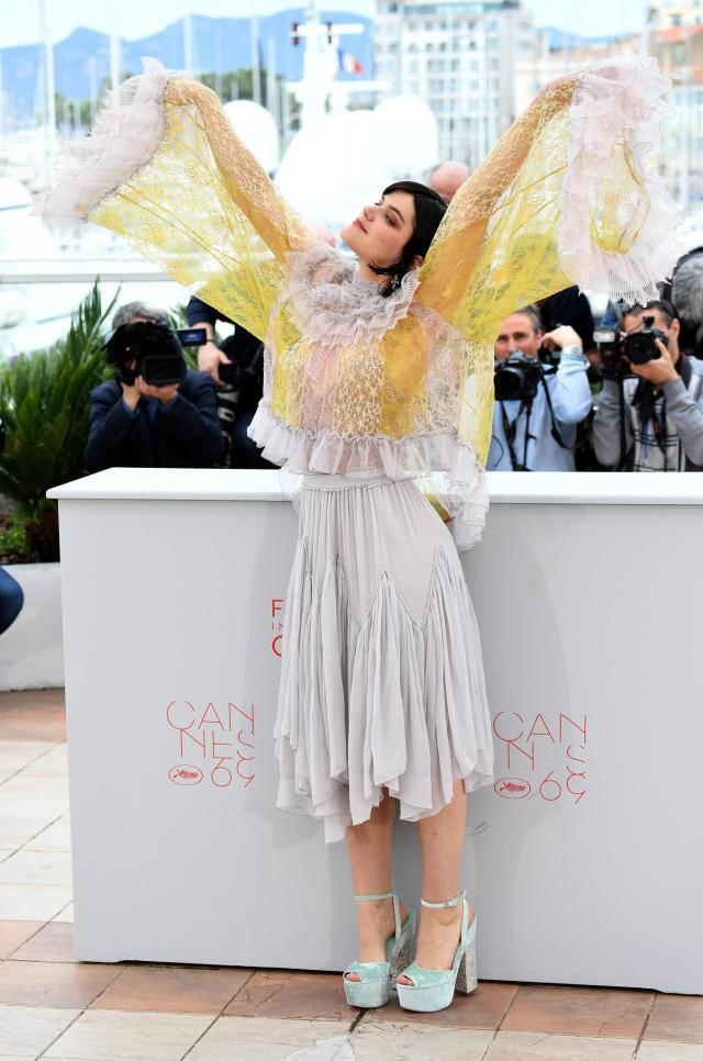 Soko - La Danseuse - Cannes 2016