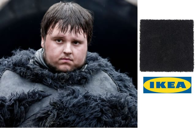 game of thrones des tapis ikea sont
