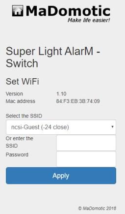 SLAM WiFi