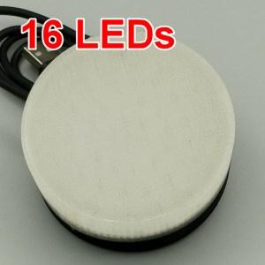 W-MLAM 16 LEDs