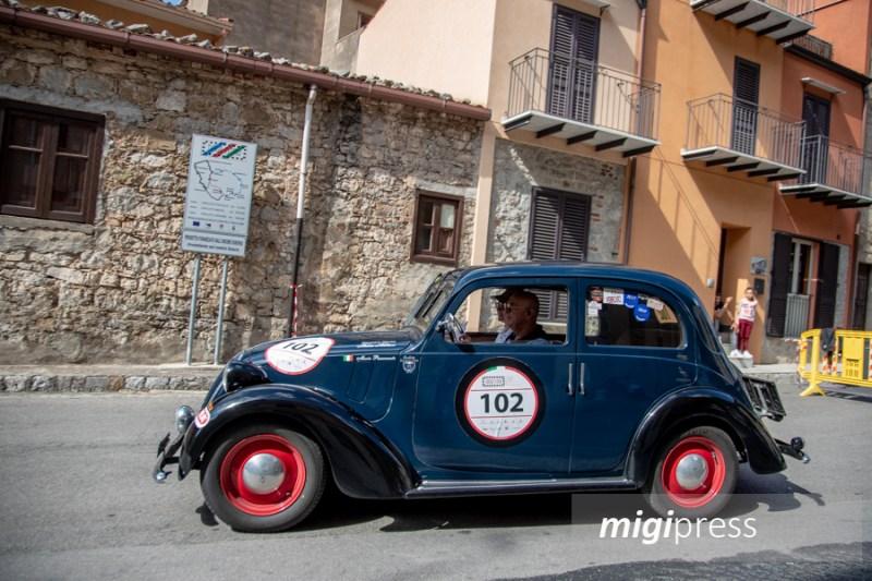 Targa Florio Classica, vince Mario Passanante con la Fiat 508 C del 1937