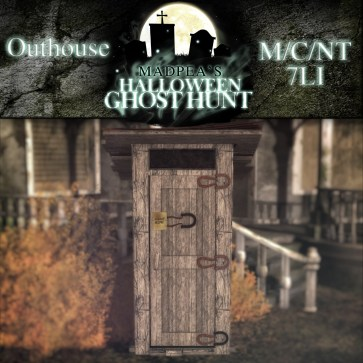 Outhouse - 3000 points