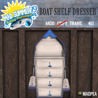 There Be True Nautical Storage Space Here!