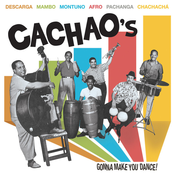 Cachaos - Gonna Make You Dance