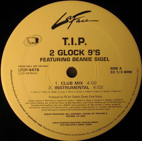 T.I.P. – 2 Glock 9s