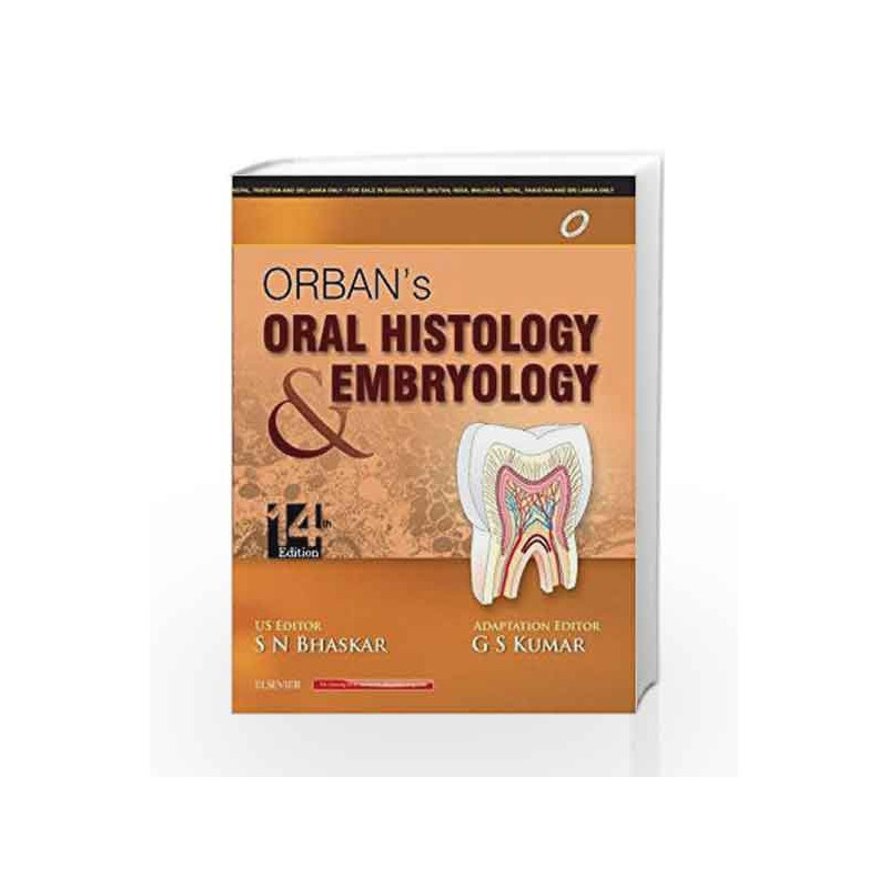 ORBANS ORAL HISTOLOGY AND EMBRYOLOGY PDF