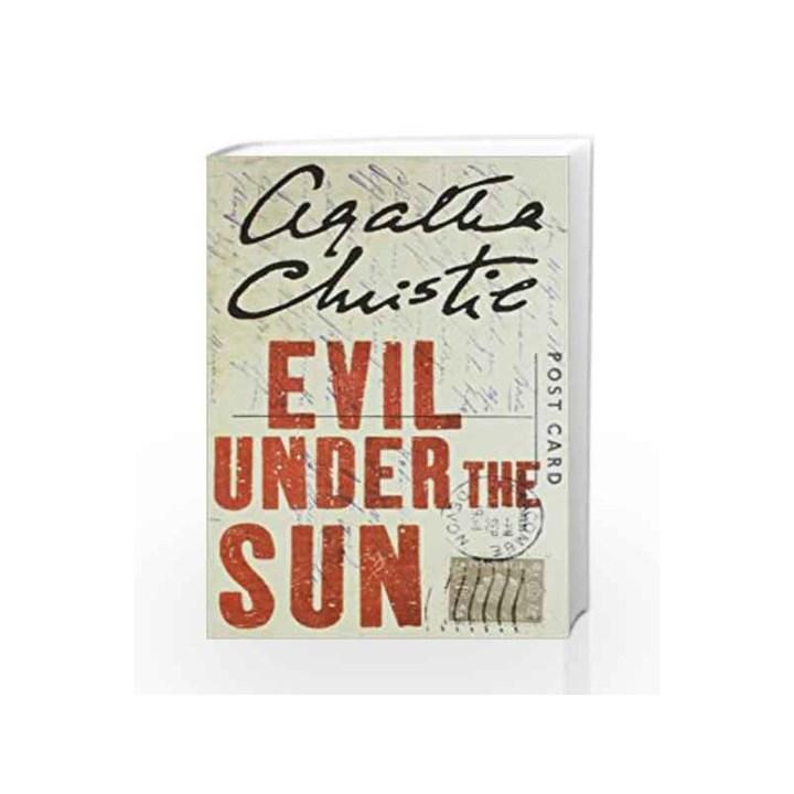 Agatha Christie Evil Under The Sun By Book 9780007282371
