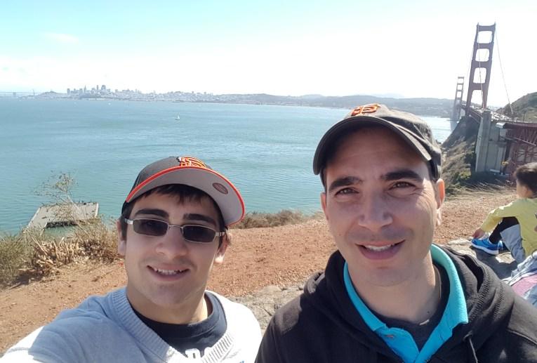 Kevin and Rick