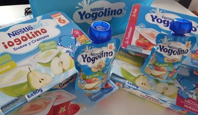 yogolino de nestlé