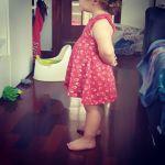 Quitar el pañal en 7 meses: Mi experiencia