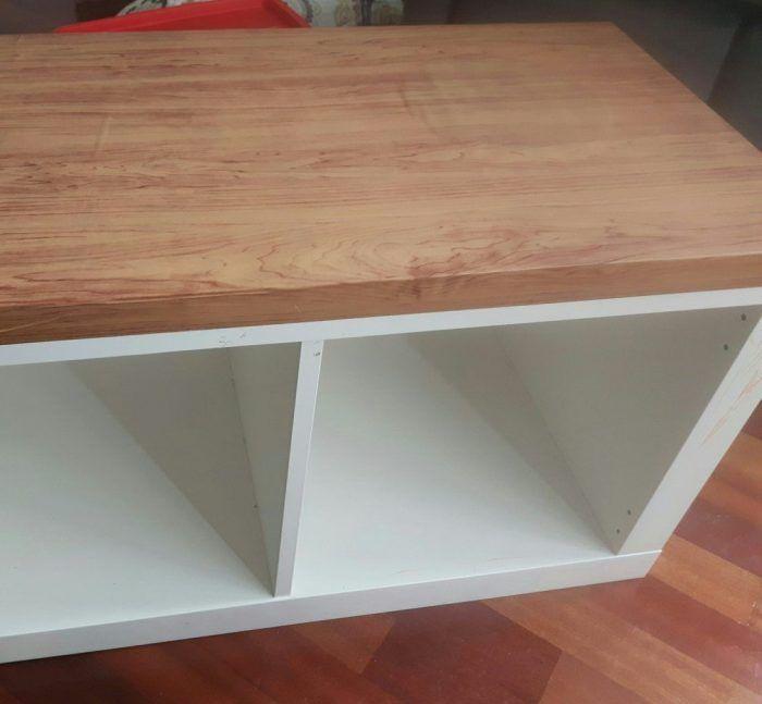 Cocinita de madera DiY
