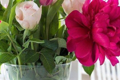 Unas Flores para el día de la madre