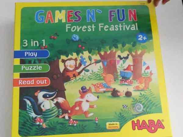Juego: La fiesta del bosque de los duendes