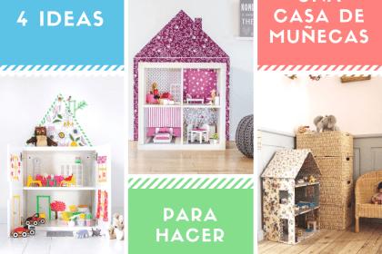 Hacer una casa de muñecas