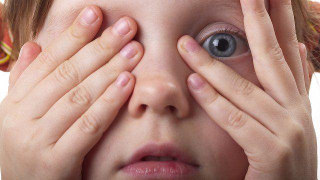 terror y miedo en niños pequeños