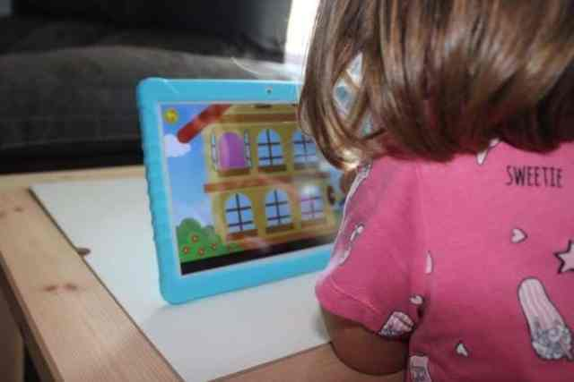 tablet para niños