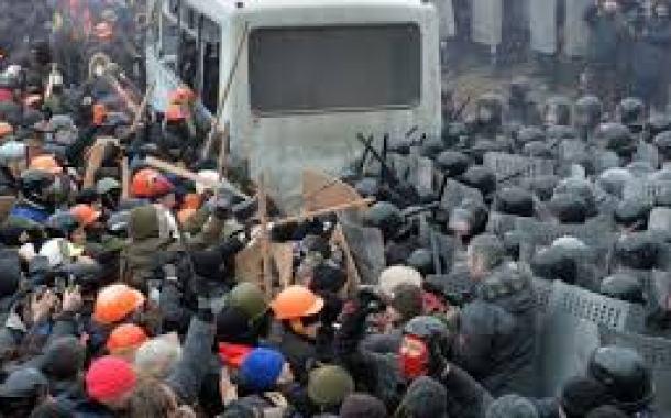 Государственный переворот в Украине