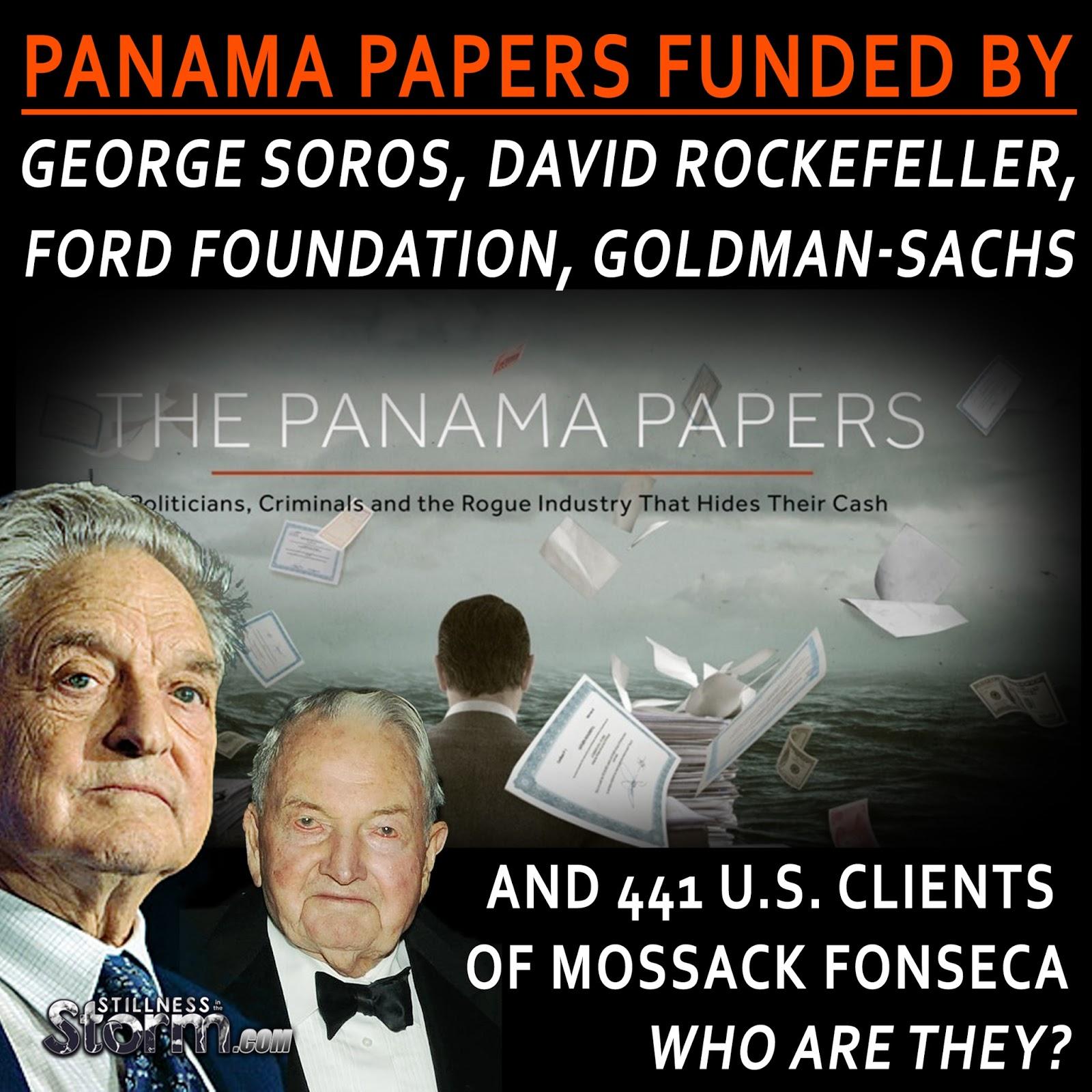 Panama Papers: propaganda per colpire il Presidente Putin
