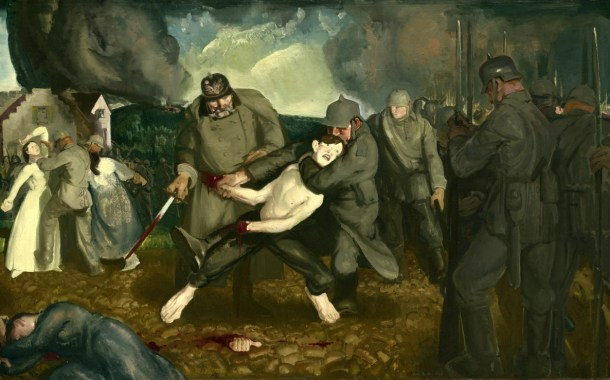 Origine della propaganda occidentale in Europa. Il Rapporto Bryce (1914)