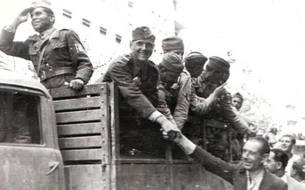 1° Divisione di fanteria volontaria rumena Tudor Vladimirescu