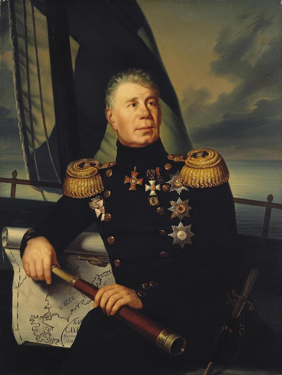 Ivan Fëdorovič Krusenstern