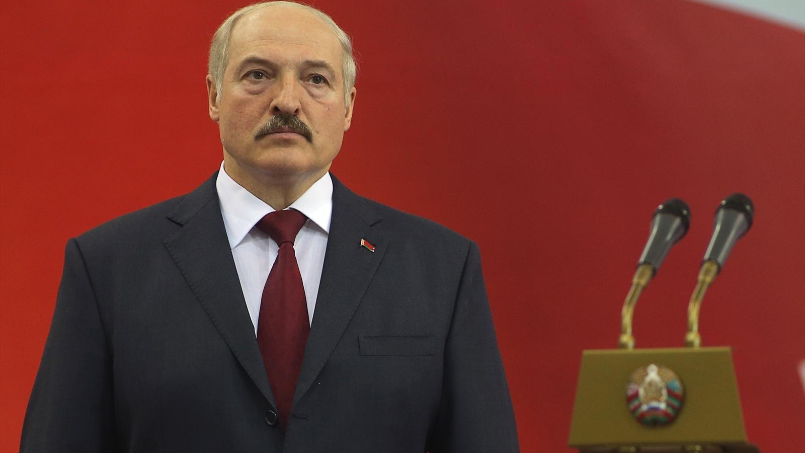 Aleksandr Grigorievič Lukashenko