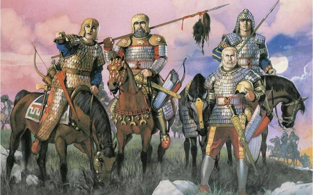 Il popolo degli Alani