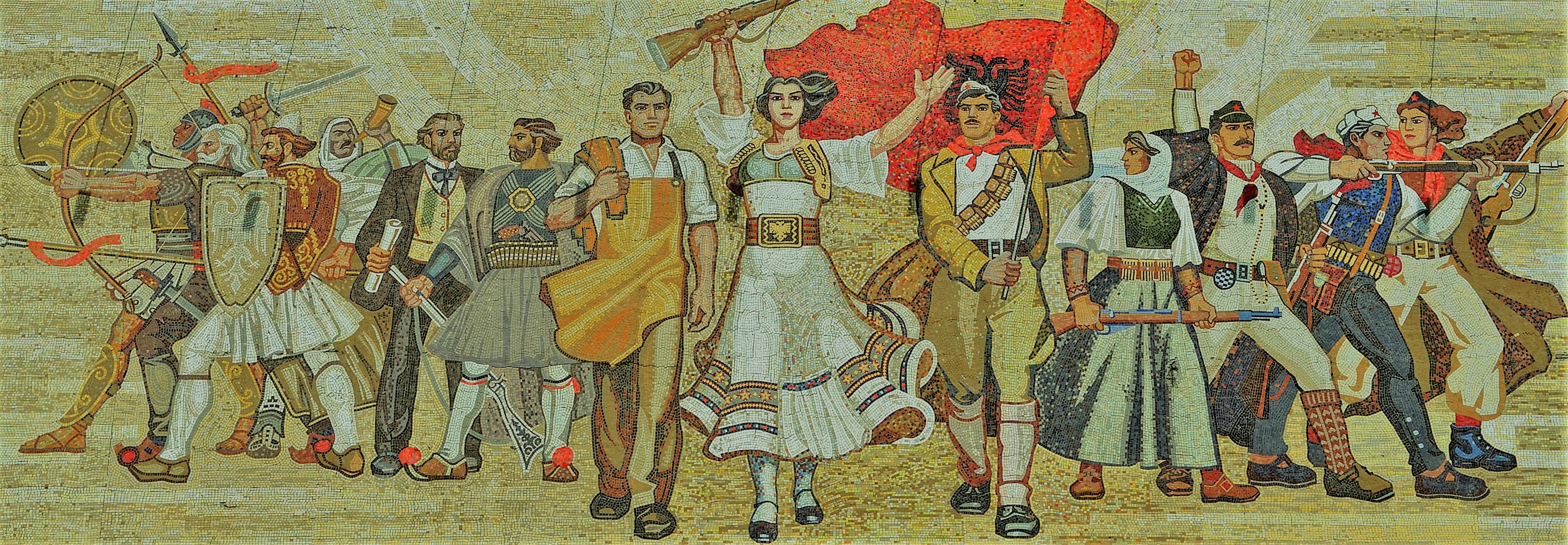 Breve storia dell'Albania