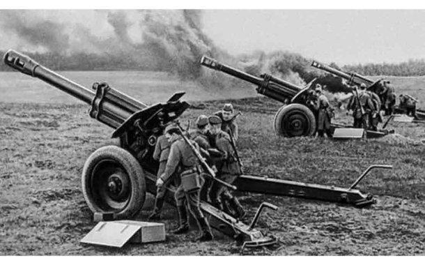 1° Divisione di Artiglieria Pesante della Guardia (3° parte)