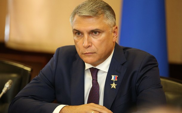 Il generale Matovnikov, plenipotenziario del presidente Putin nel Caucaso
