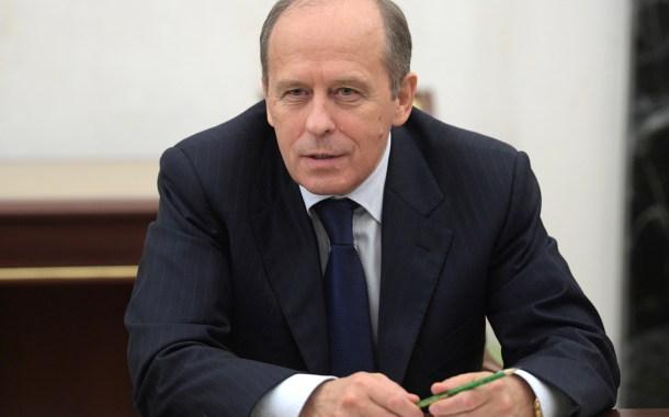 Il direttore dei servizi segreti russi: Aleksandr Vasil'evič Bortnikov