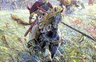 Il monaco guerriero Aleksandr Peresvet