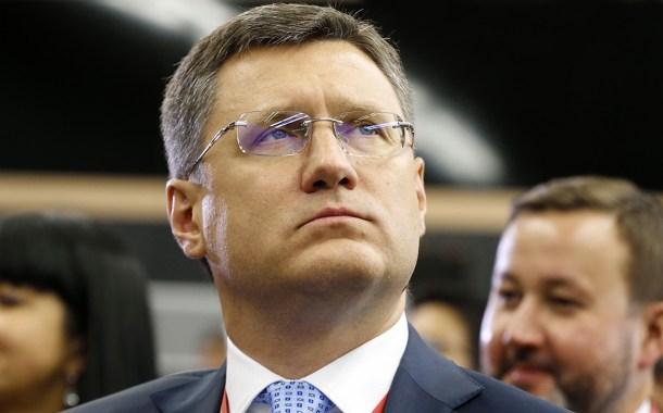 Il Ministro dell'Energia della Federazione Russa Aleksandr Valentinovič Novak