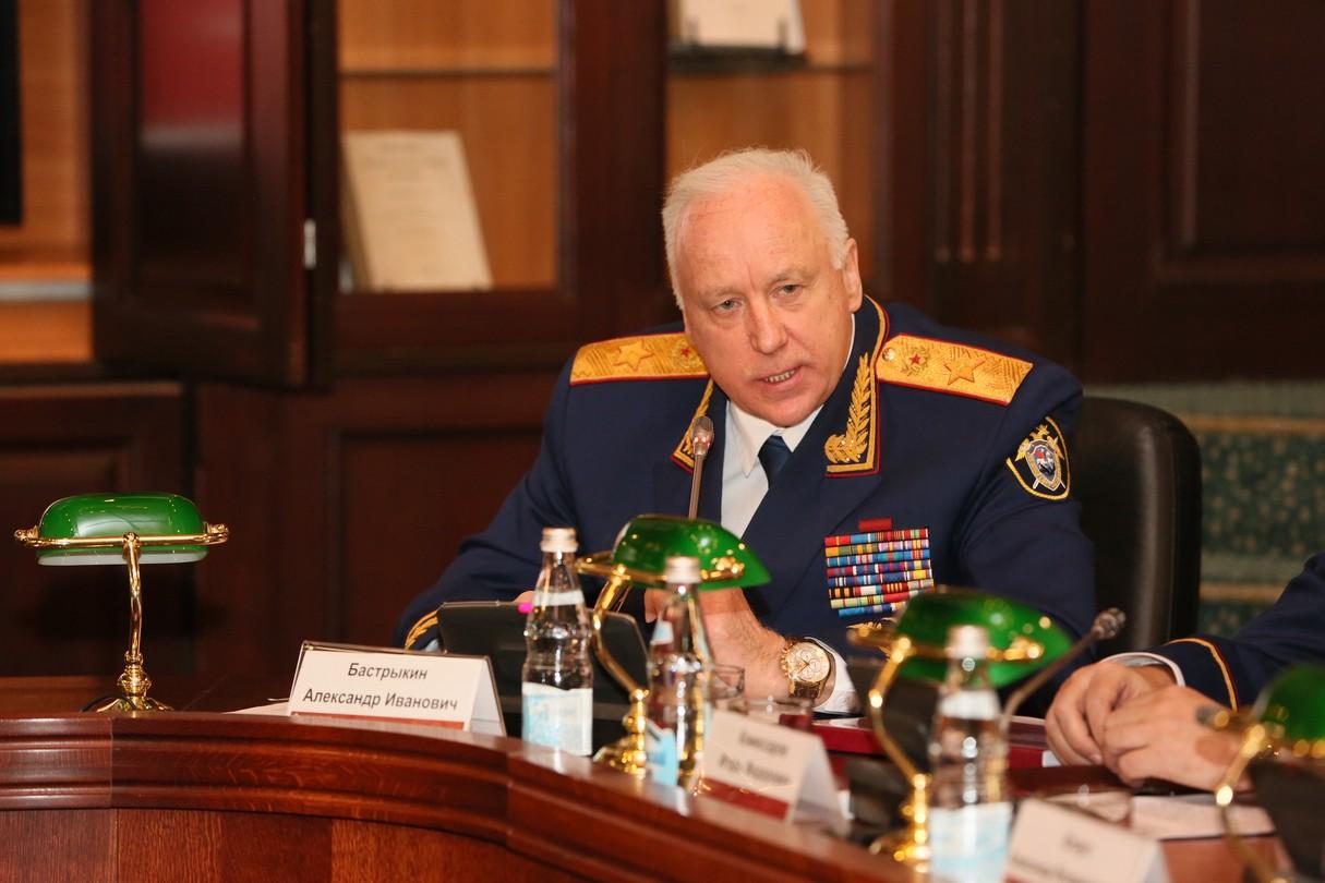 Il Presidente del Comitato Investigativo della Federazione Russa: Aleksandr Ivanovič Bastrikin