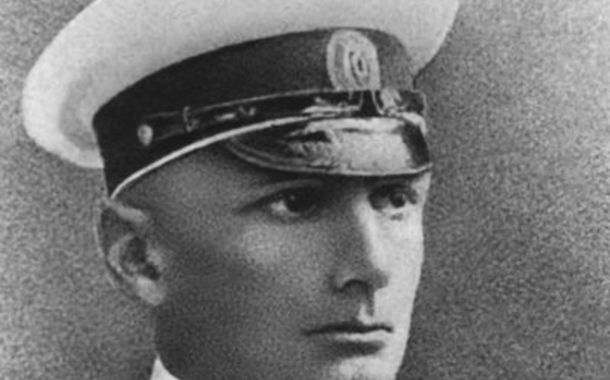 Il comandante in capo dell'Armata Bianca Aleksandr Vasil'evič Kolčak