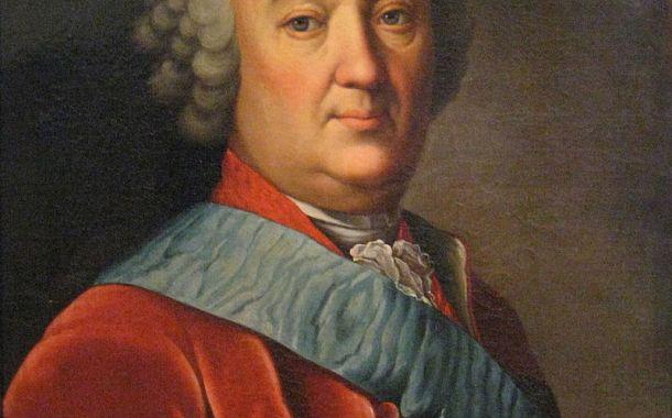 Il cancelliere dell'imperatrice Elizaveta Petrovna: Bestužev-Rjumin