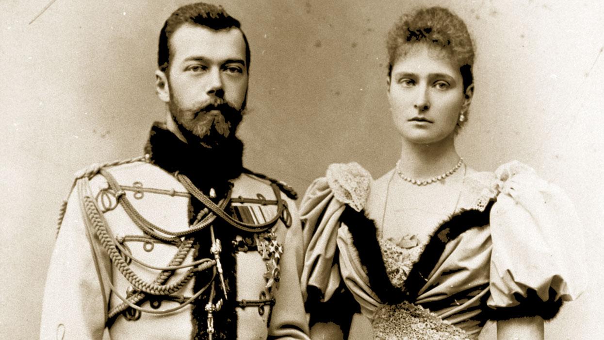 L'ultima imperatrice: Aleksandra Fëdorovna Romanova