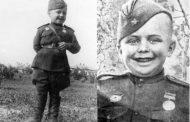 Il più giovane soldato della Grande Guerra Patriottica