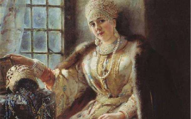 La prima zarina russa: Anastasija Romanovna Zachar'ina-Jur'eva