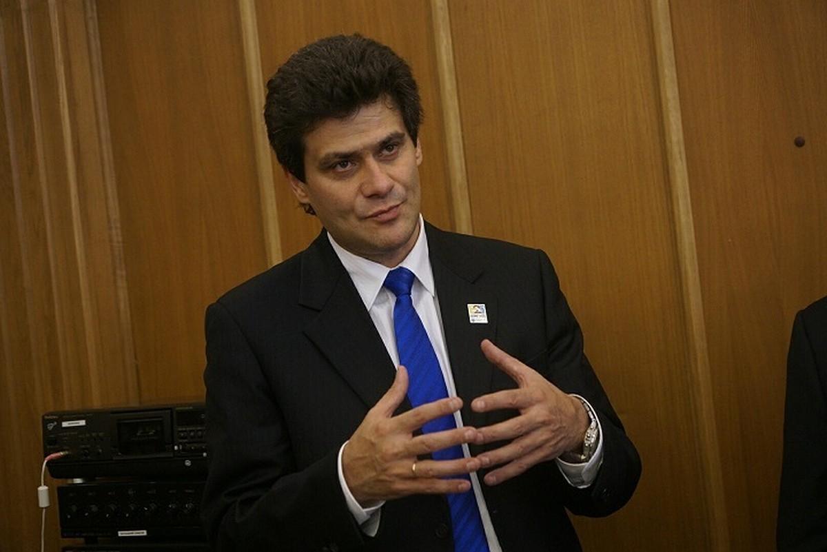 Il sindaco di Ekaterinburg Aleksandr Gennadievič Visokinskij