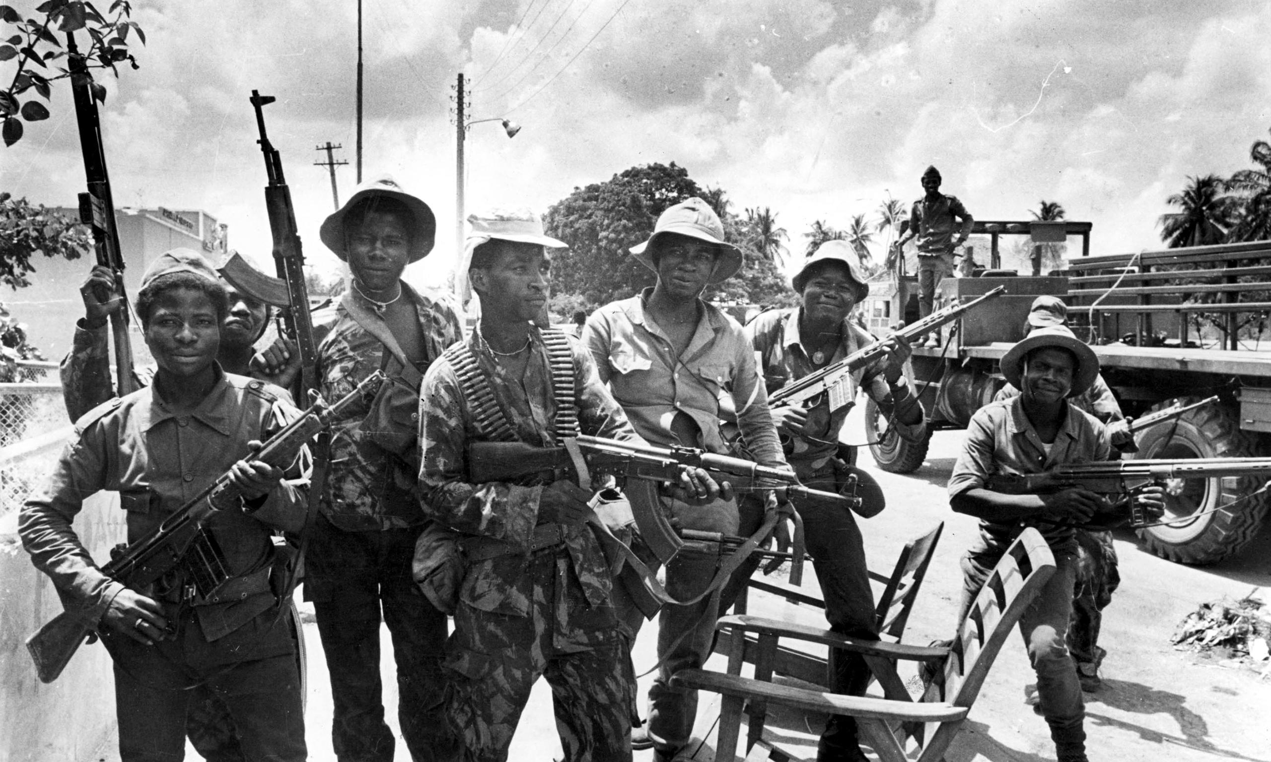 Angola: indipendenza nata con il sostegno sovietico
