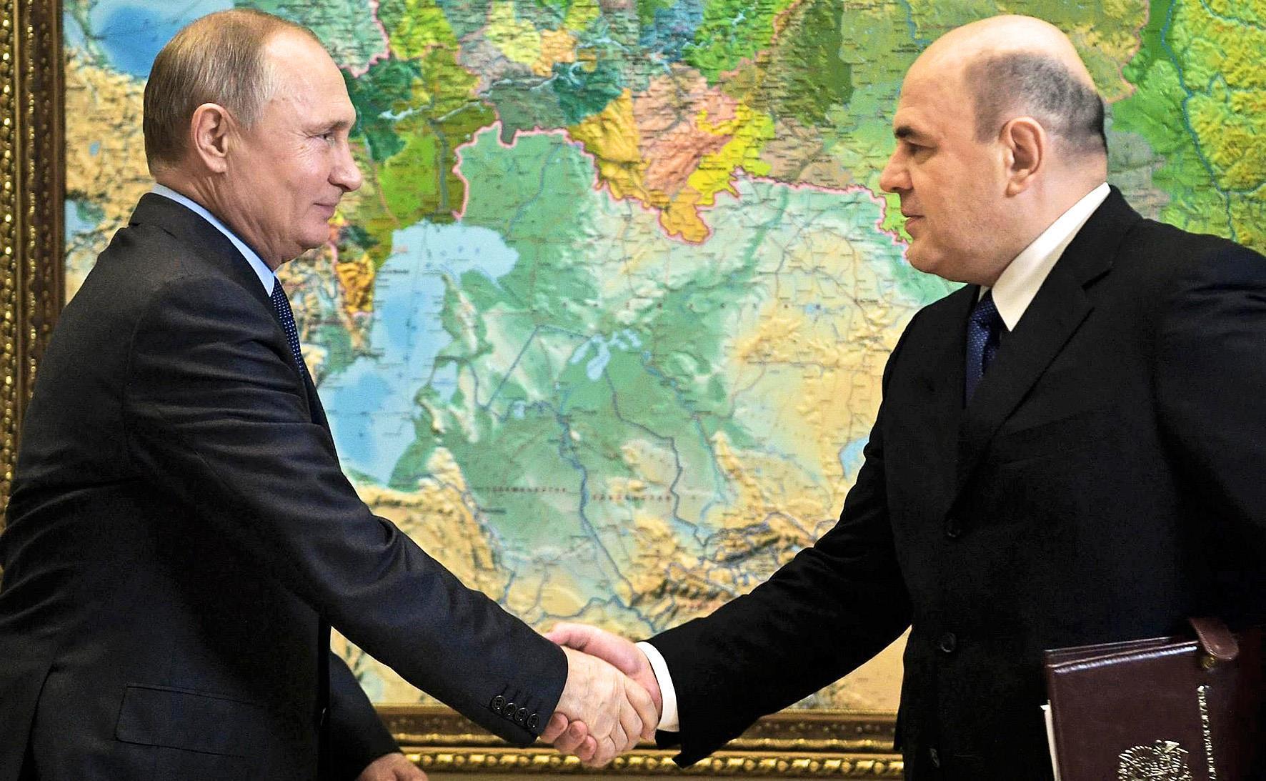 Chi è Michail Vladimirovič Mishustin, il nuovo Primo Ministro proposto dal presidente Putin