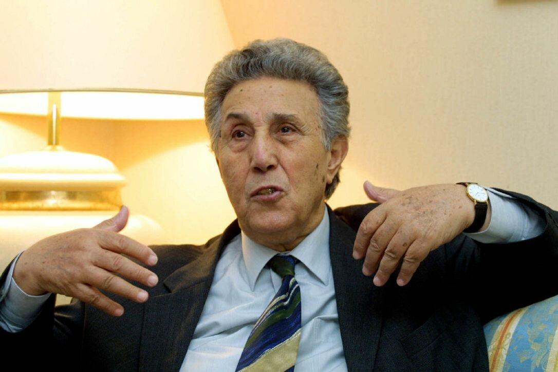 Ahmed Ben Bella,