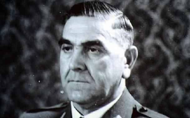 Il criminale croato Ante Pavelić