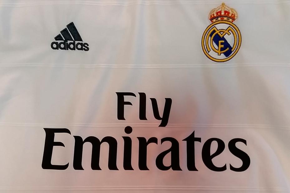 Los detalles del nuevo contrato del Madrid con Fly Emirates - Madrid -Barcelona