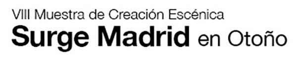 Logotipo de SURGE MADRID 2021