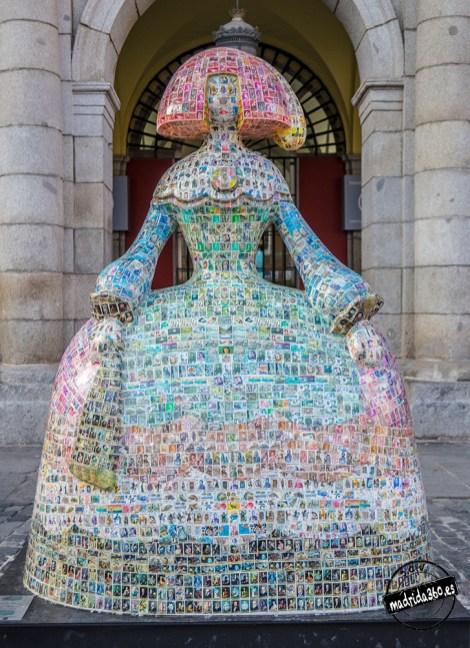"""La menina postal"""" Luigi Cuchillo"""