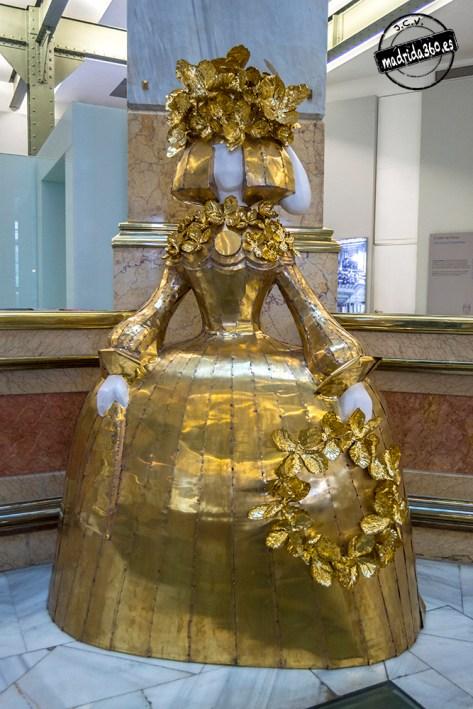 """""""Lady in Gold"""" Teresa de la Pisa"""